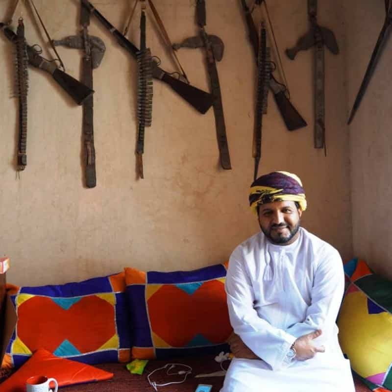 Omani in Nakhl