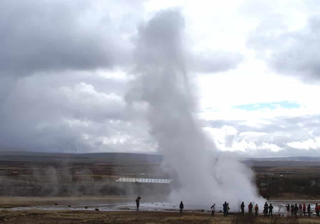 Highlight Island: Geysir Stokkur