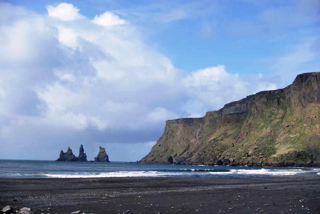 Strände in Island