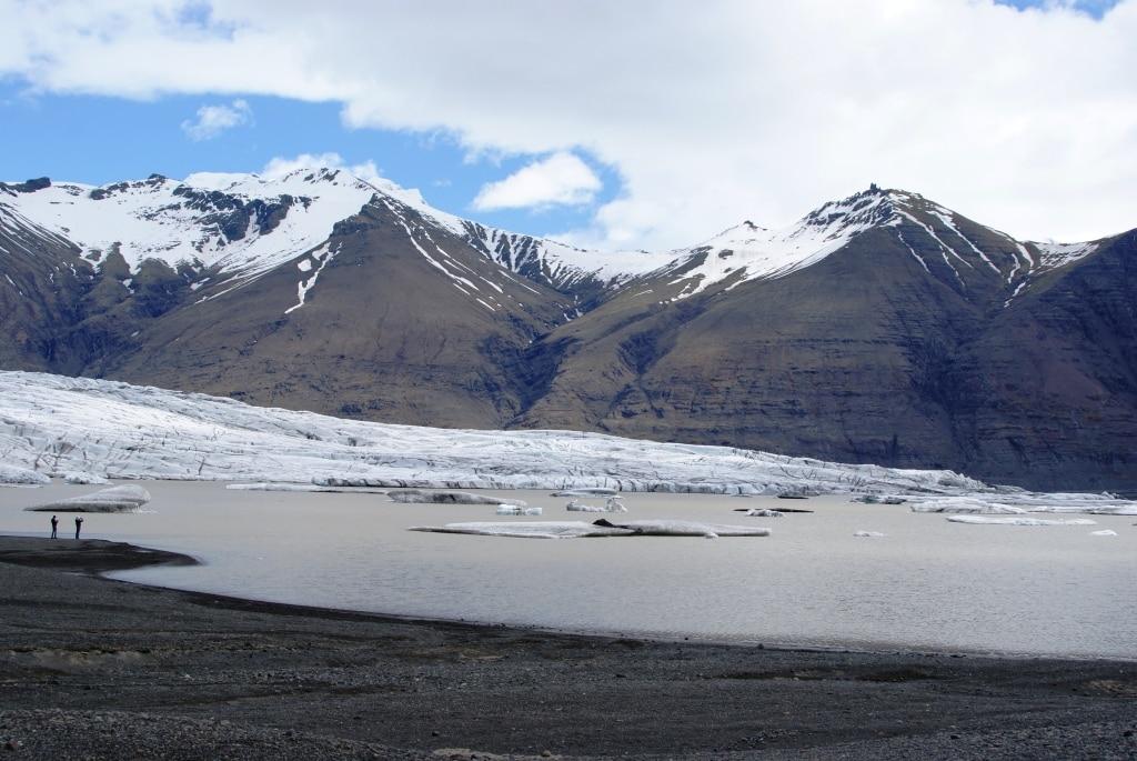 Ausflugtipp: Gletscher in Island