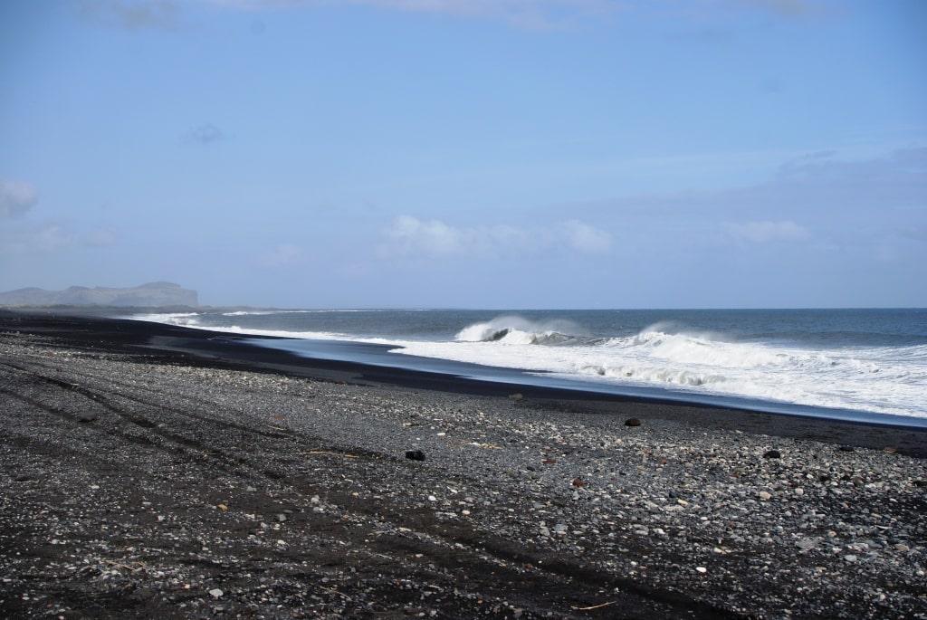 Reisebericht Island: Stand von Vik