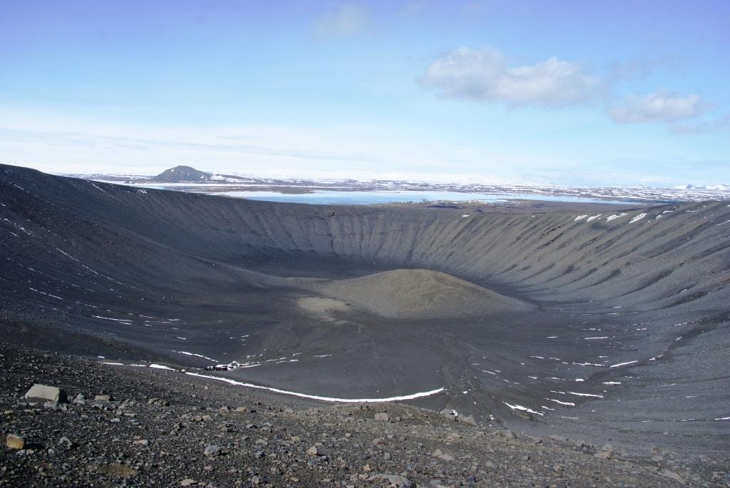 Reisetipps für Island: Vulkanbesteigung