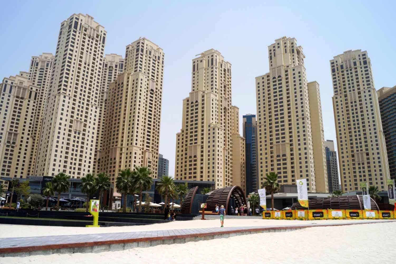 Dubai mit Familie