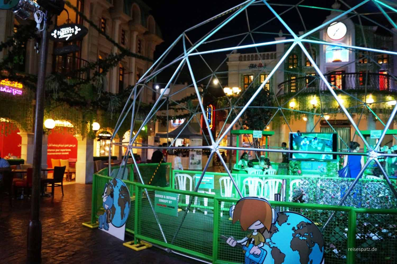 Dubai mit Kind - Kidzania Kinderwelt in Dubai