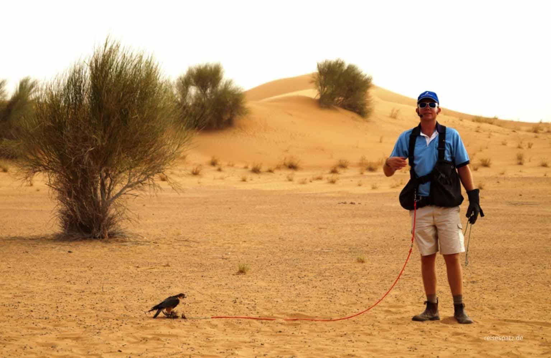 Wüstenausflug Dubai