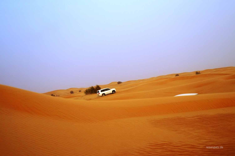 Dubai mit Kind - Abenteuer in der Wüste