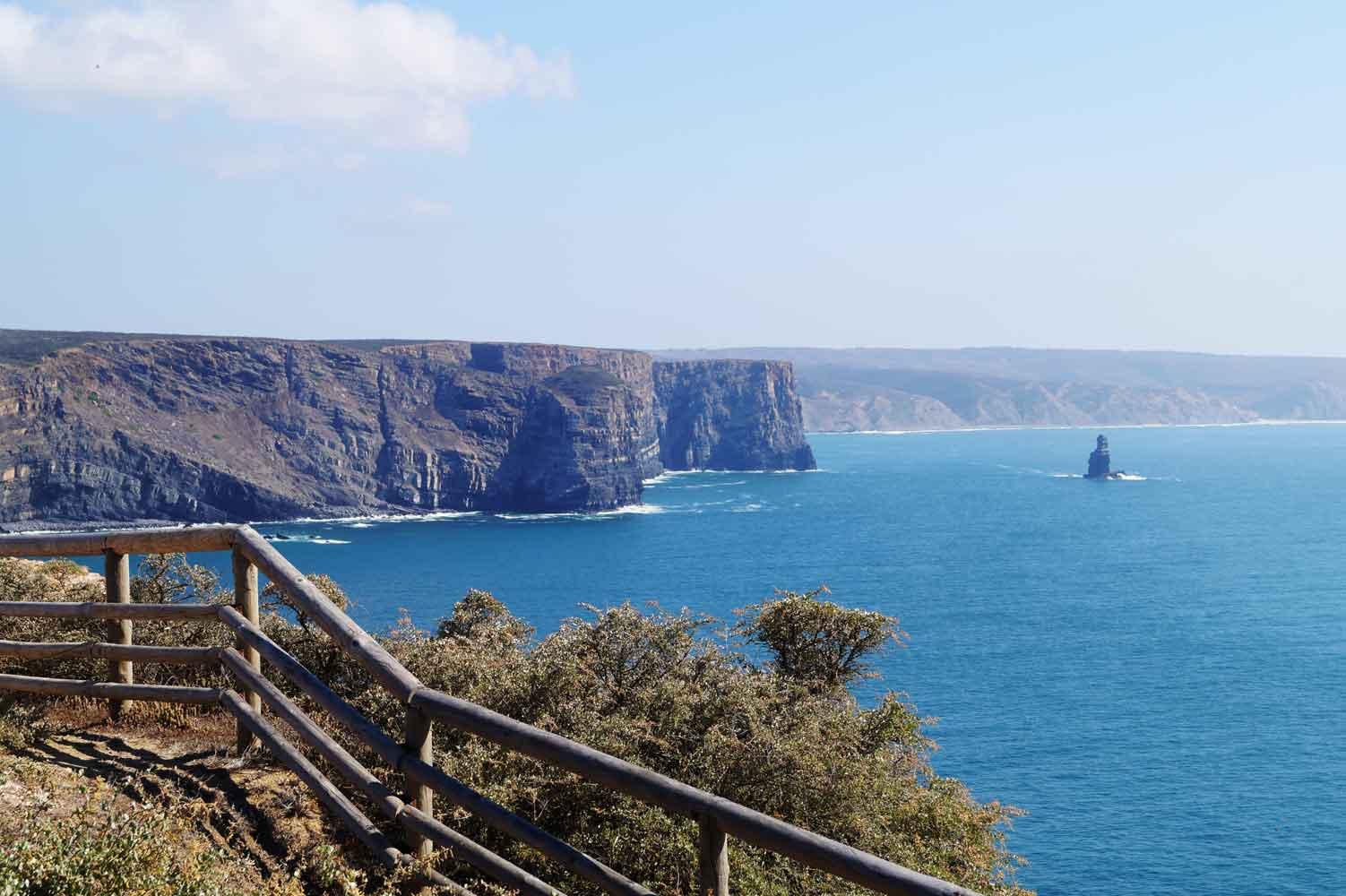 Portugal Reiseroute für zwei  Wochen Roadtrip [mit ganz viel Algarve]