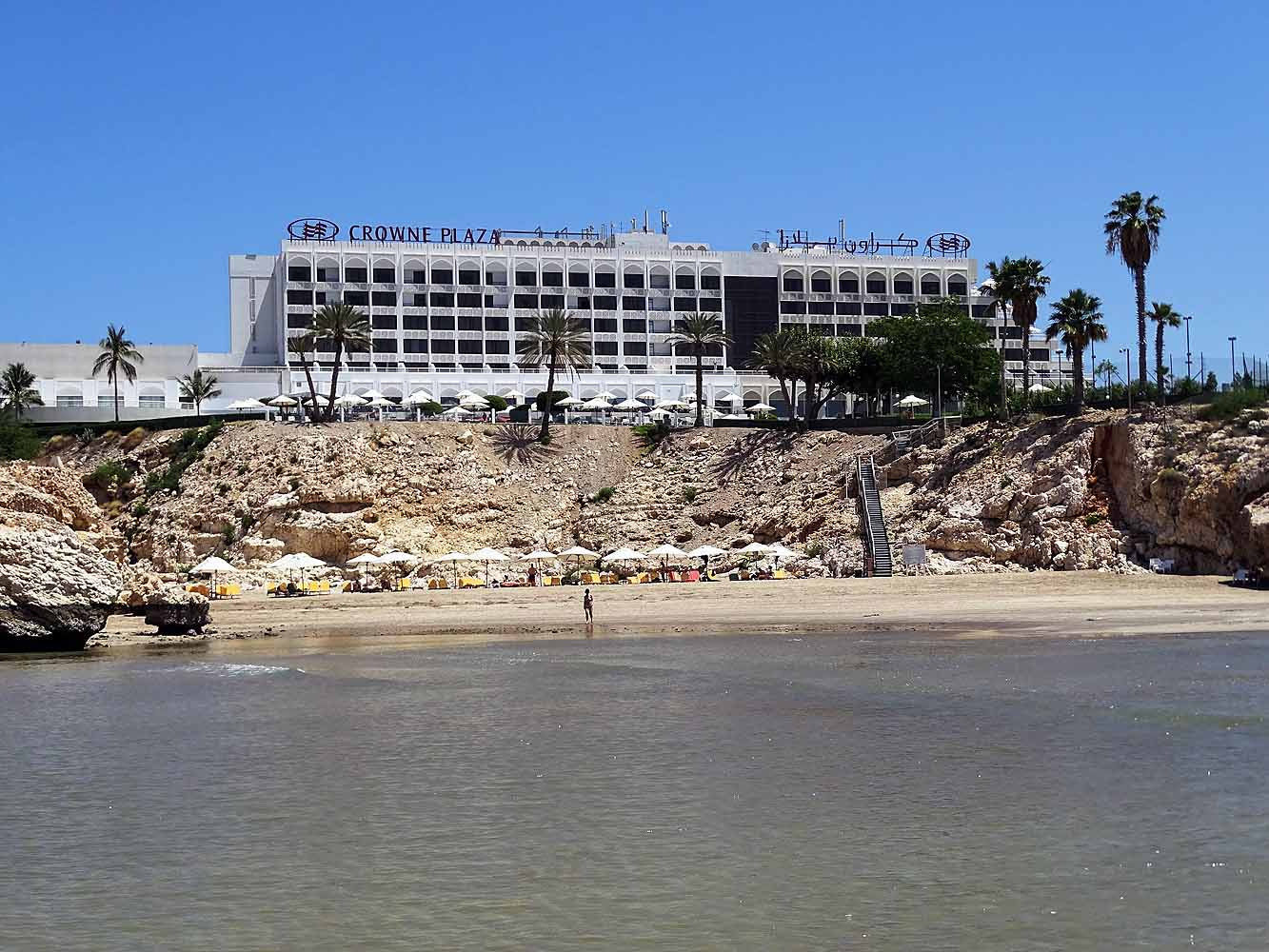 Oman Hotels - Crown Plaza Muscat
