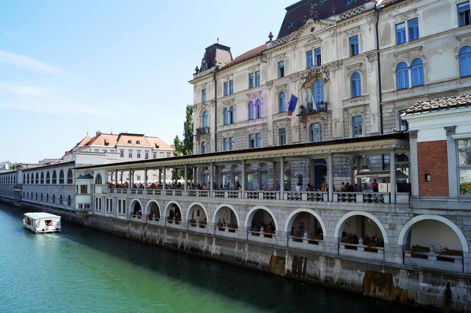 Ljubljana Städtereisen Europa Tipps