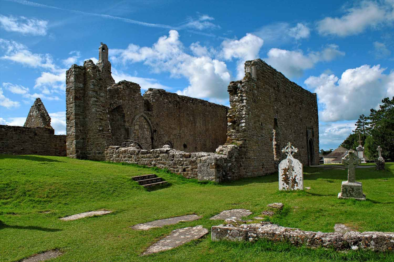 Irland Insider Tipps: Clonmacnoise