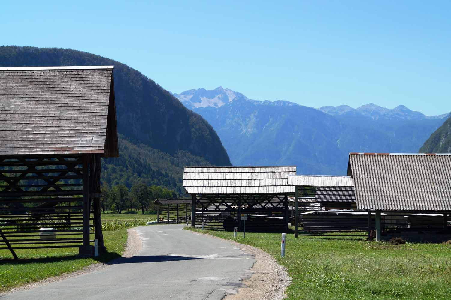 Überland in Slowenien
