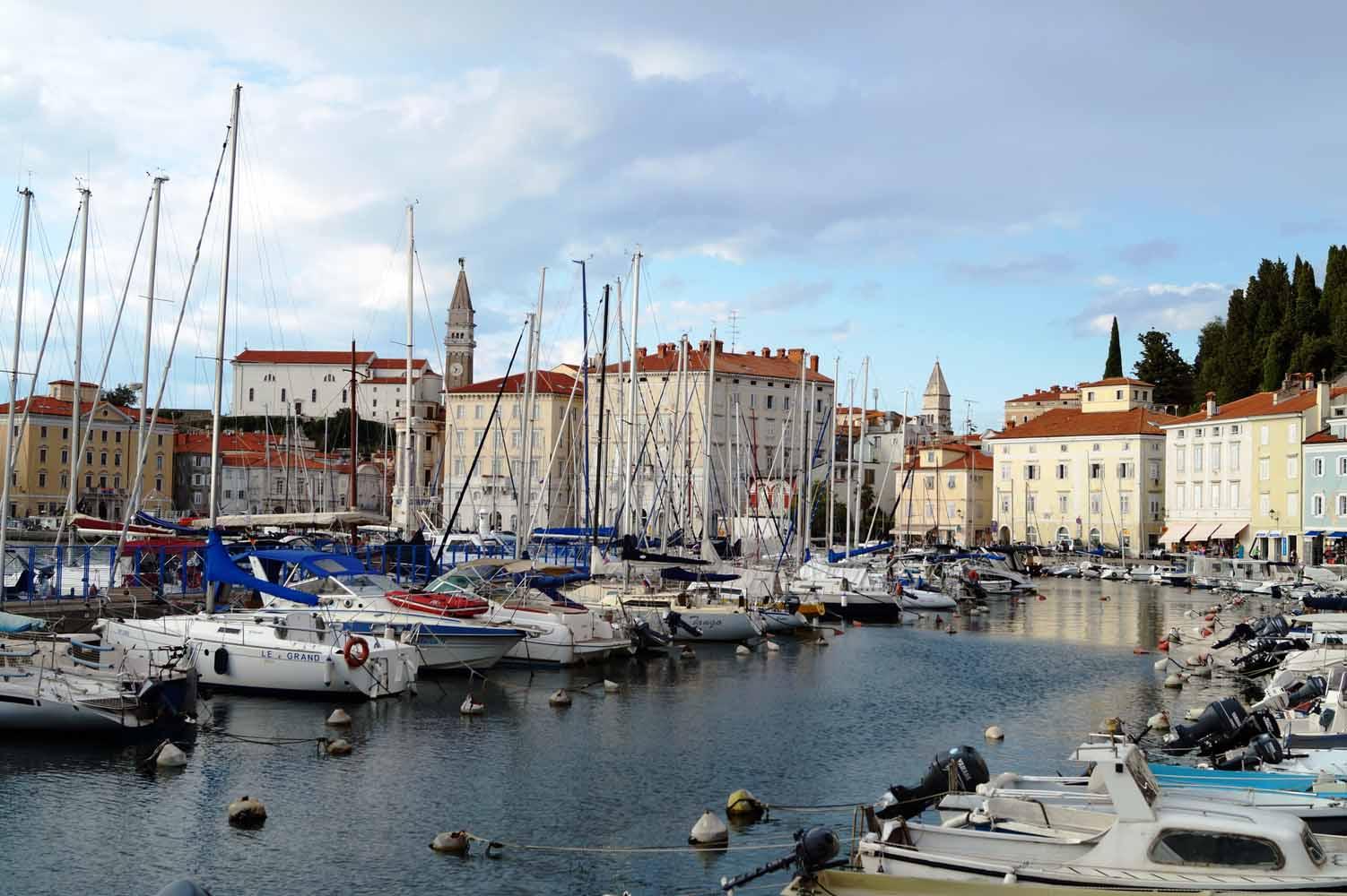 Sehenswürdigkeit Slowenien - Piran