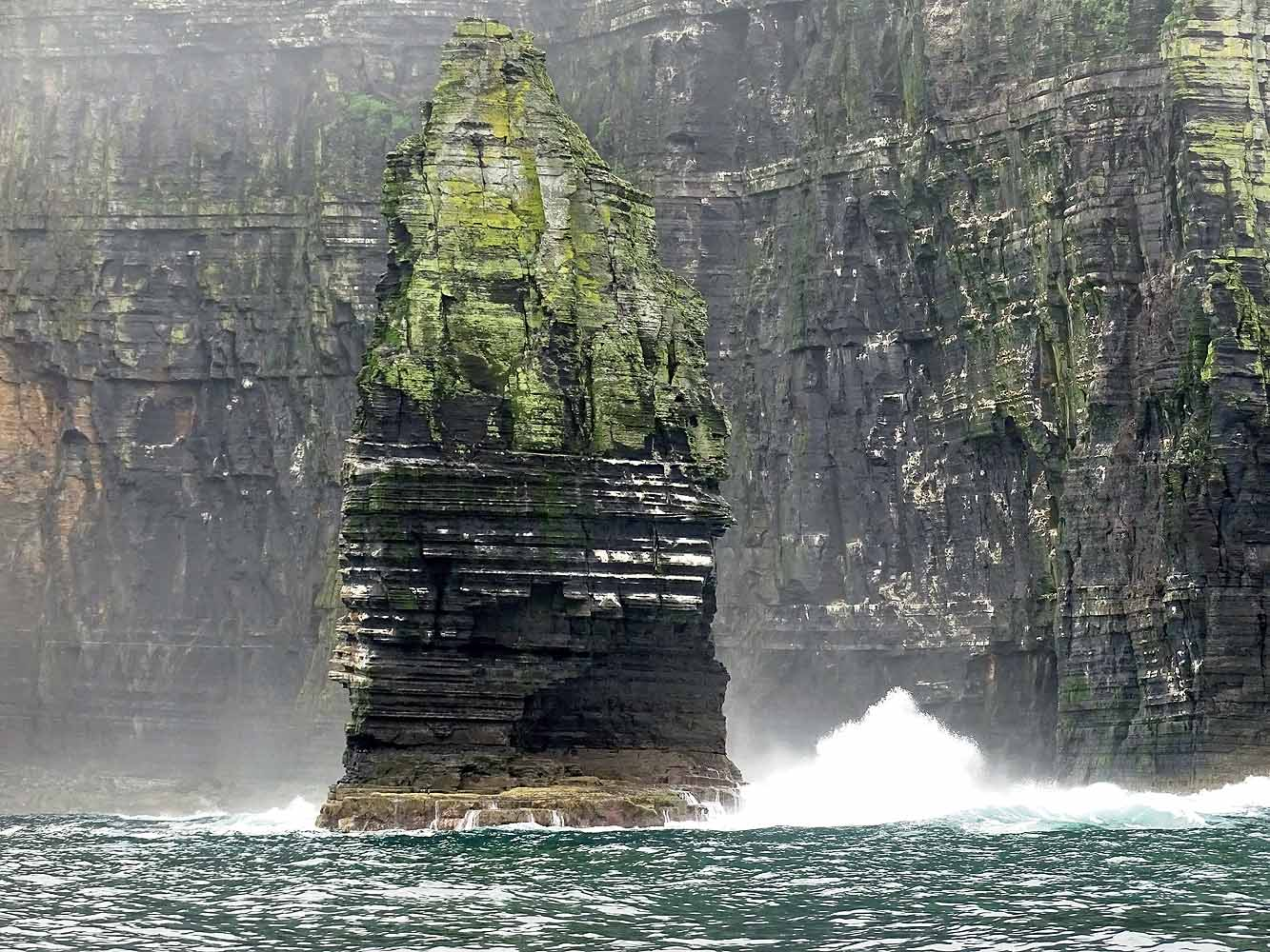 Cliffs of Moher, Steilklippen in Irland