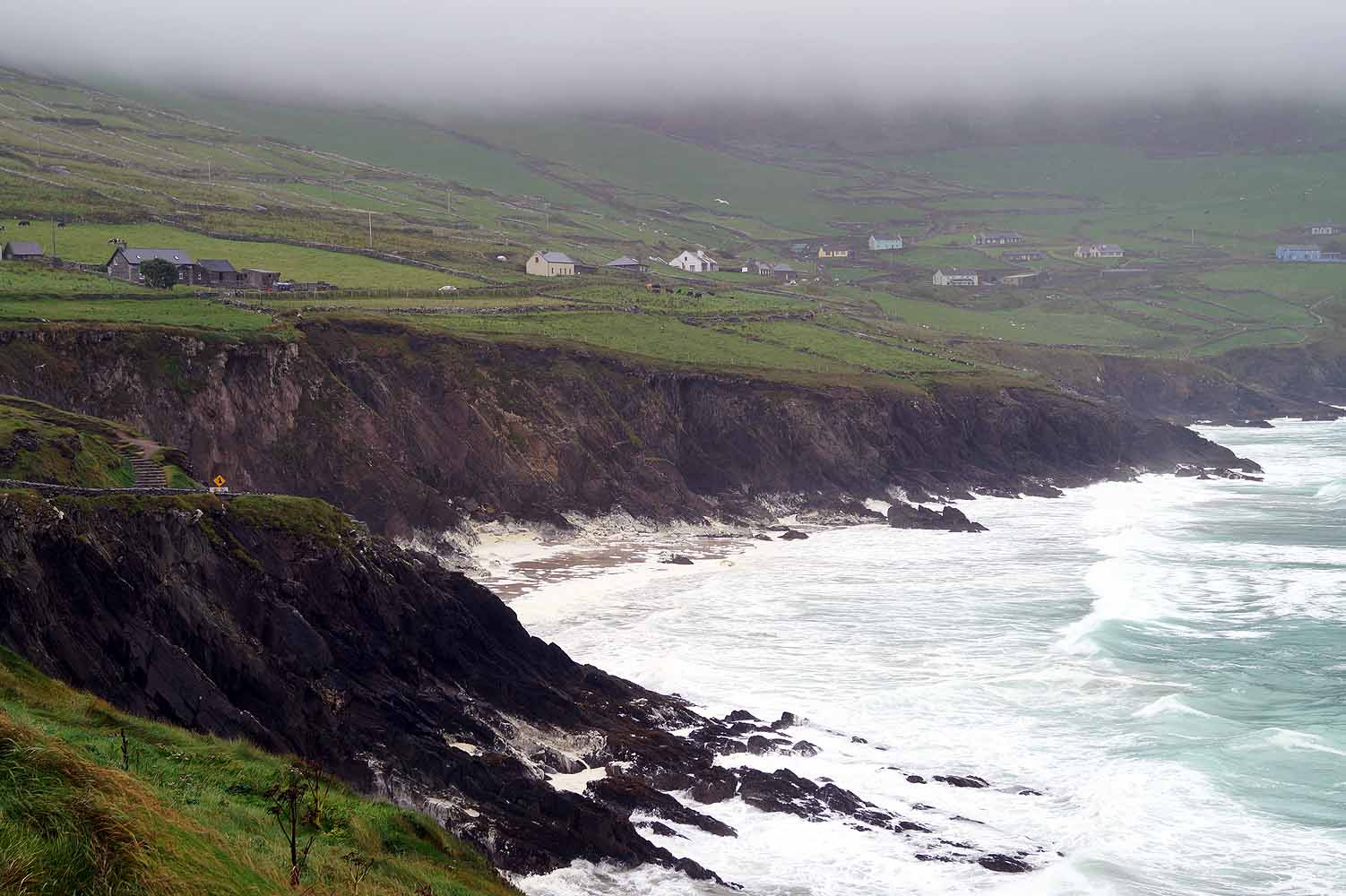 Roundtrip um Dingle, Irland