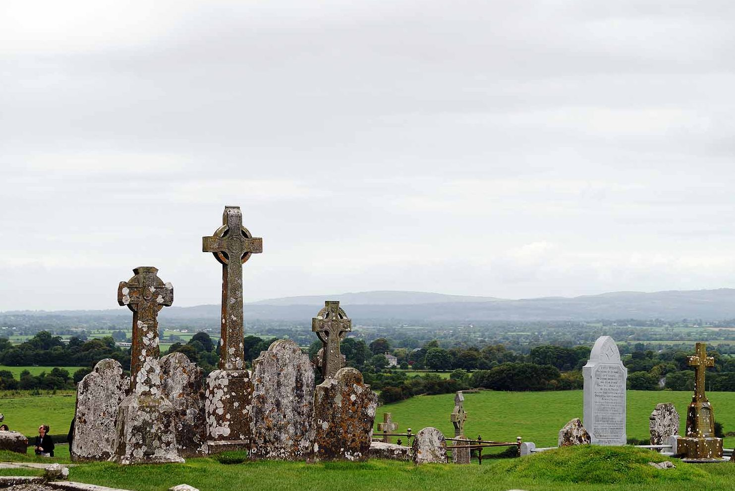 Friedhof am Rock of Cashel