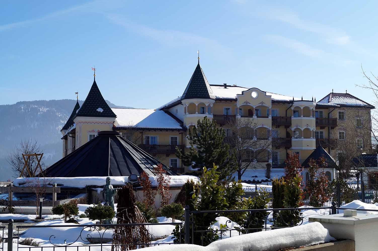 Besonderer Hoteltipp für Wellness & Kulinarik in Kössen, Tirol