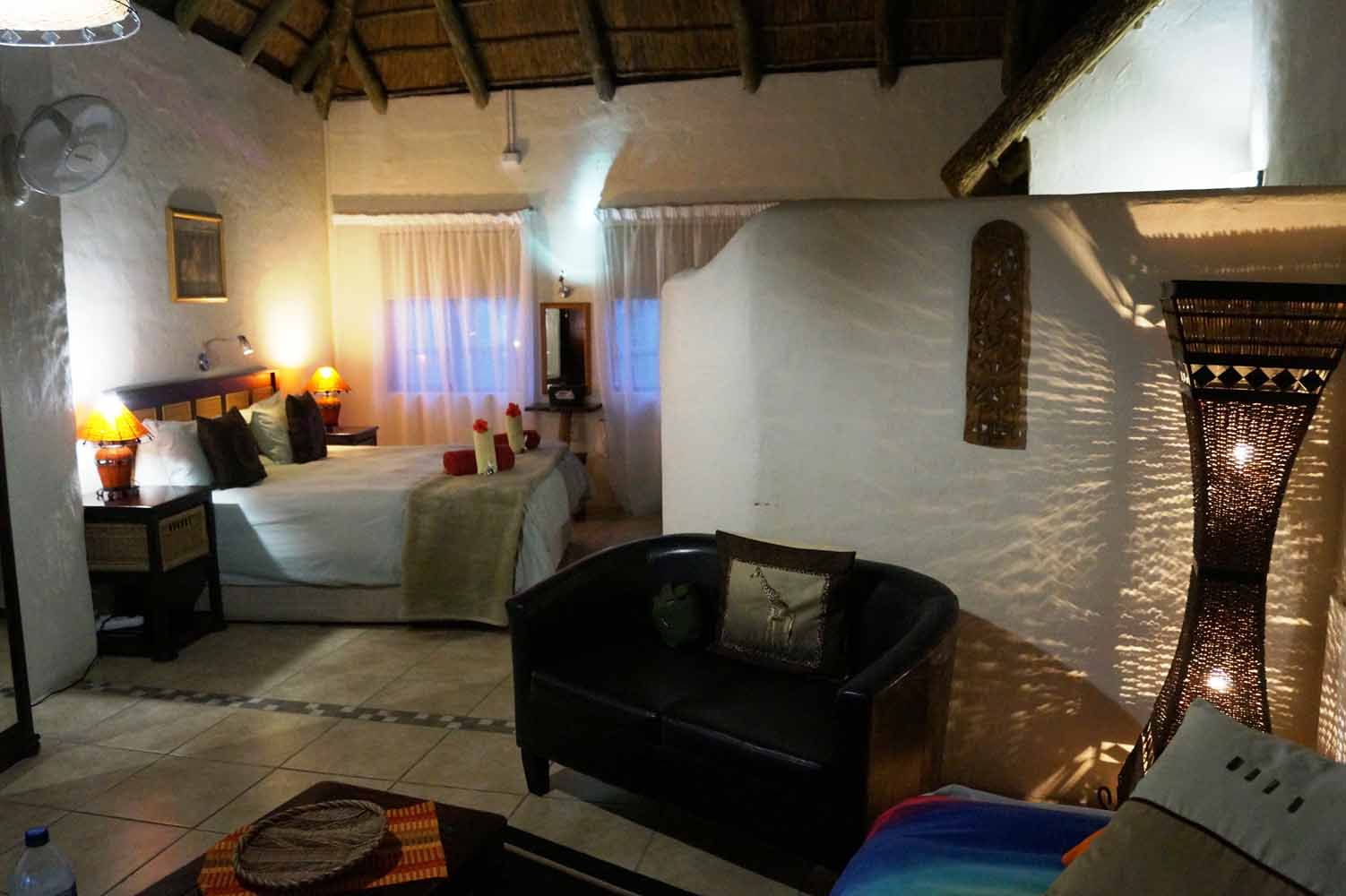 Lodge in der Nähe des Addo Elephant Parks