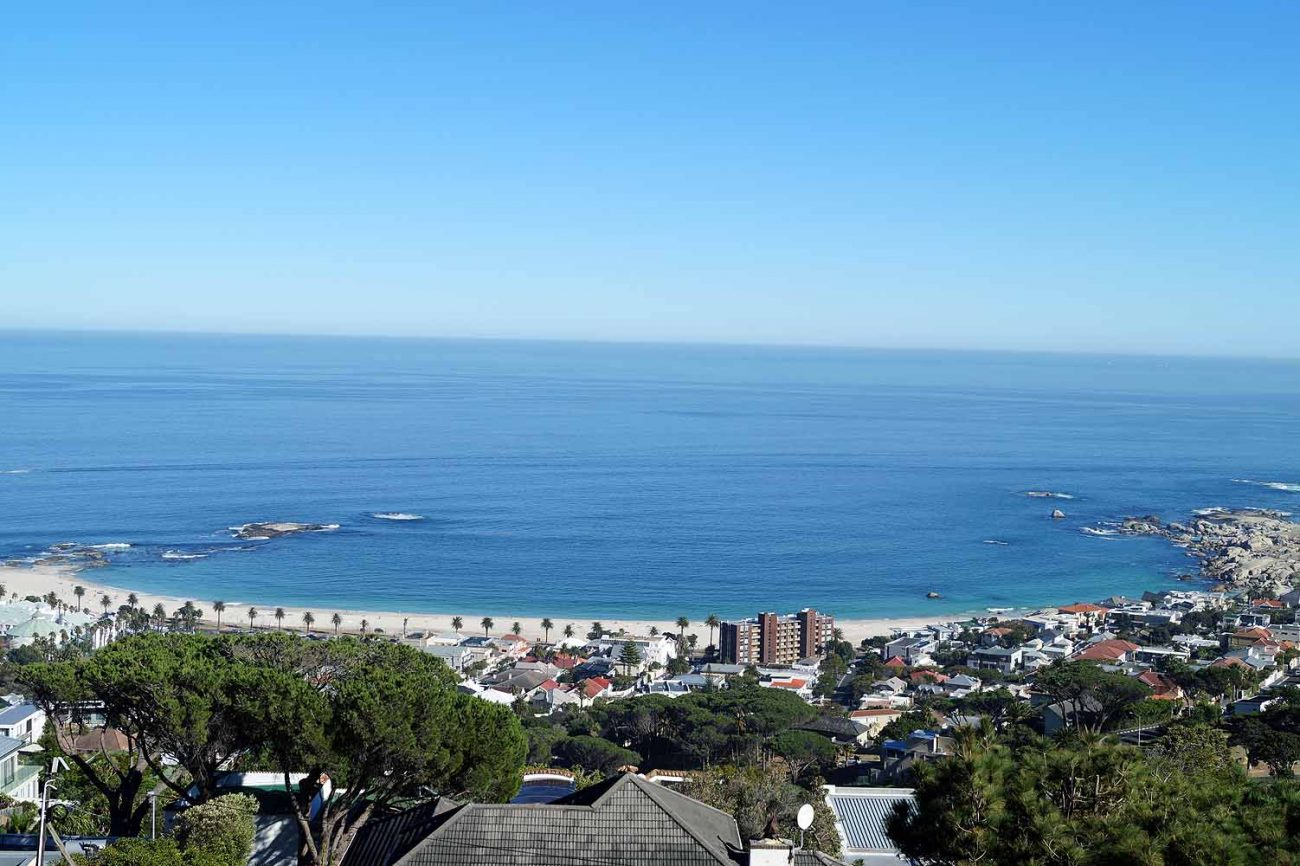 Camps Bay - Strand in Kapstadt