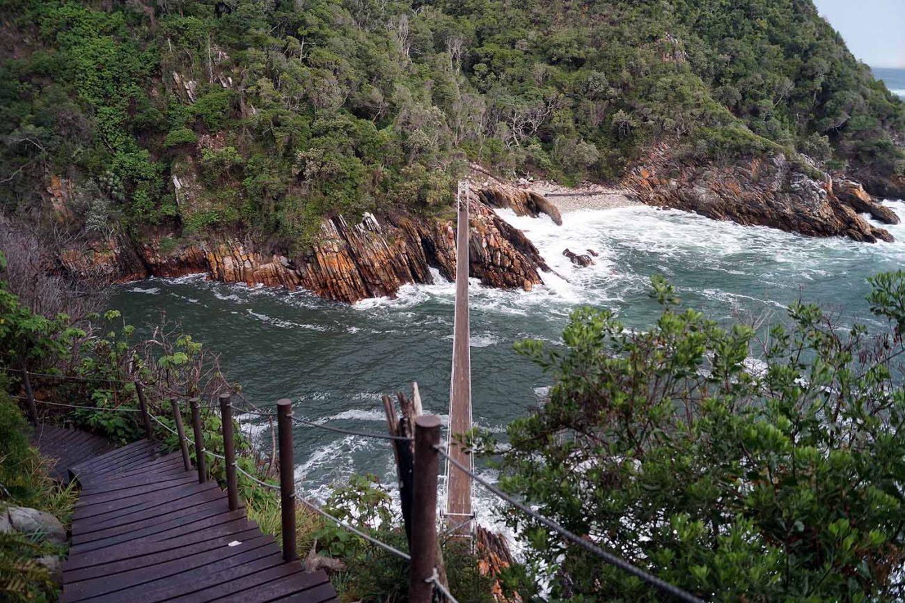 Wanderwege Tsitsikamma