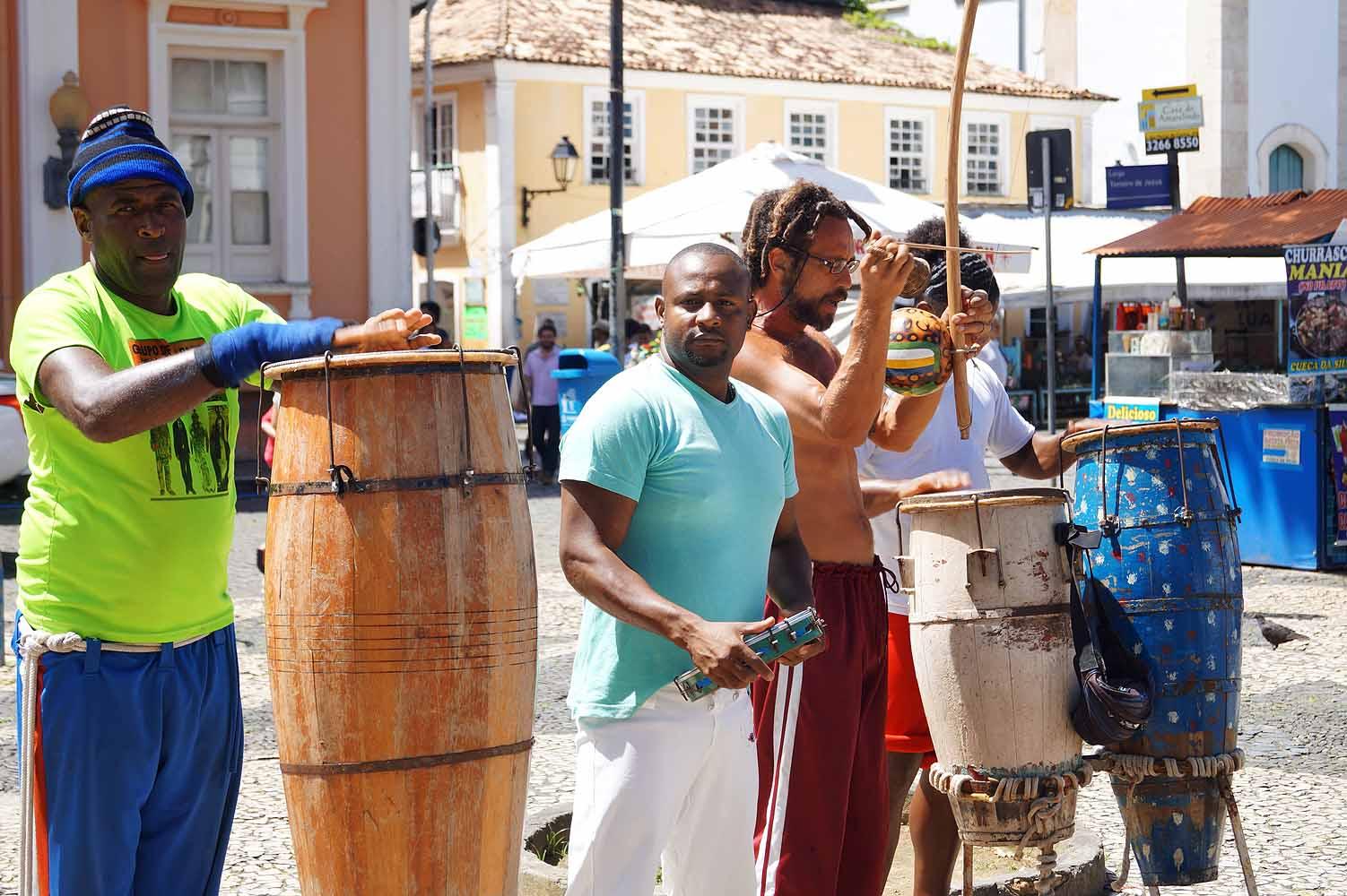 Von Salvador da Bahia zu den Traumstränden Brasiliens