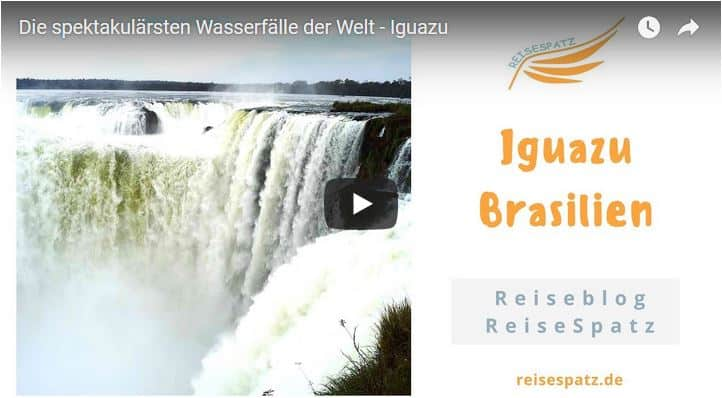 Video Iguazu Brasilien