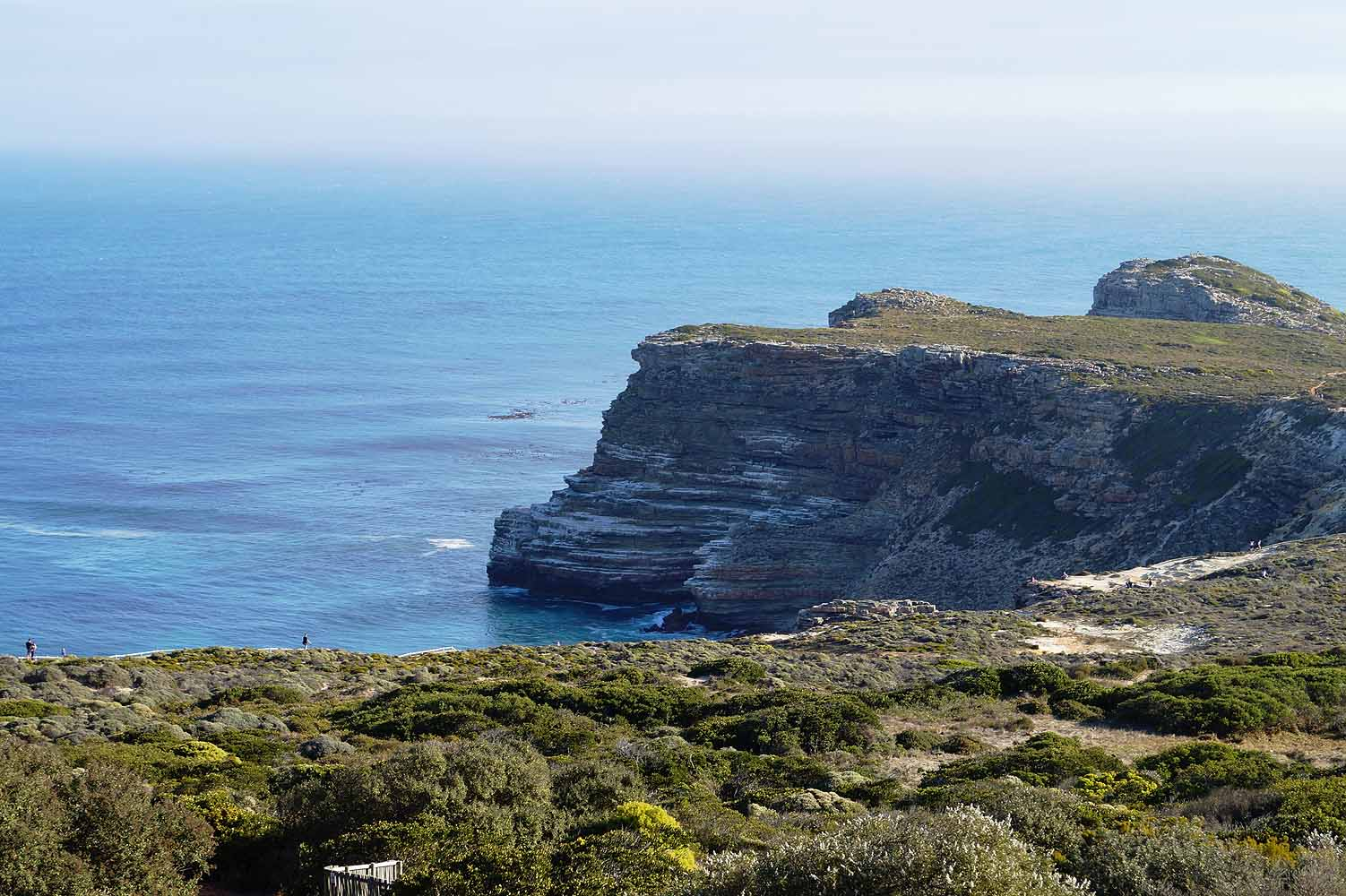 Ausblick Cape Point