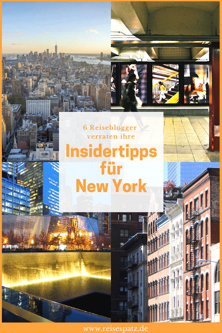 New York Insidertipps Pinterst