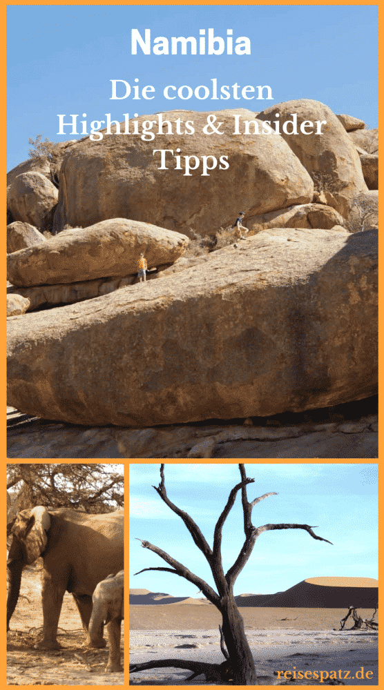Highlights Namibia