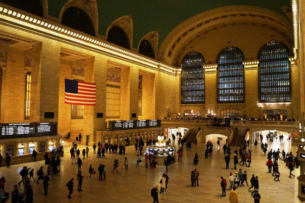 Grand Central Terminal, Tipp für New York