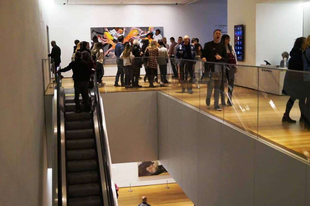 MOMA Museum in New York