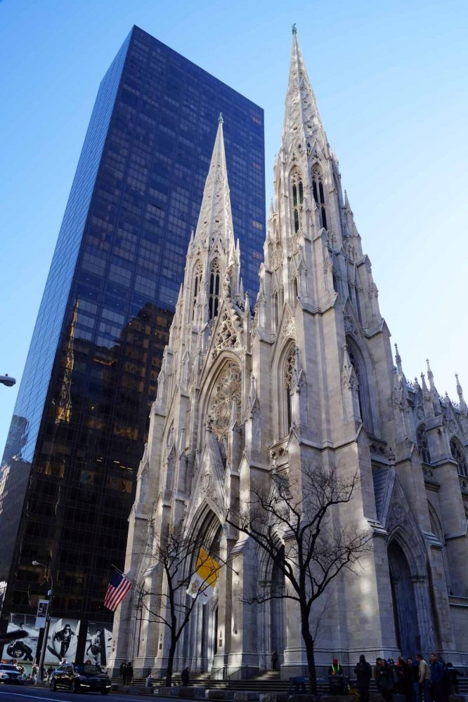 St. Patricks Cathedral New York