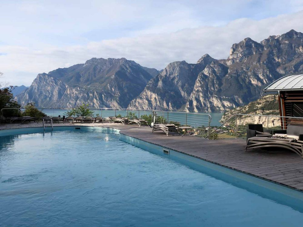 Hotel mit Pool am Gardasee