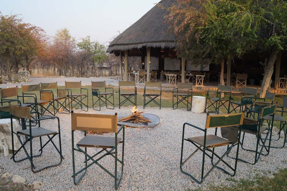 Mushara Bush Lodge, Übernachtungstipp Etosha Nationalpark