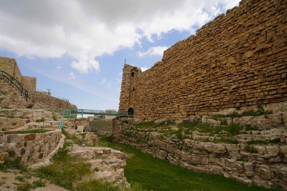 Highlight Kerak Castle in Jordanien