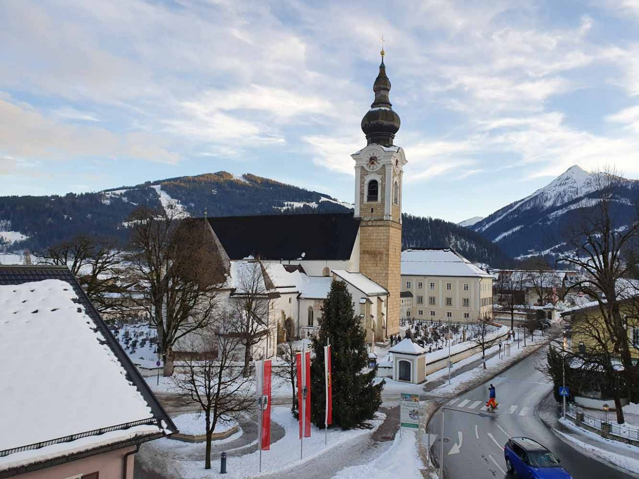 Winterurlaub in Altenmarkt im Pongau