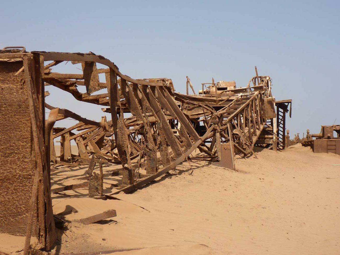 Tipps Skeleton Coast