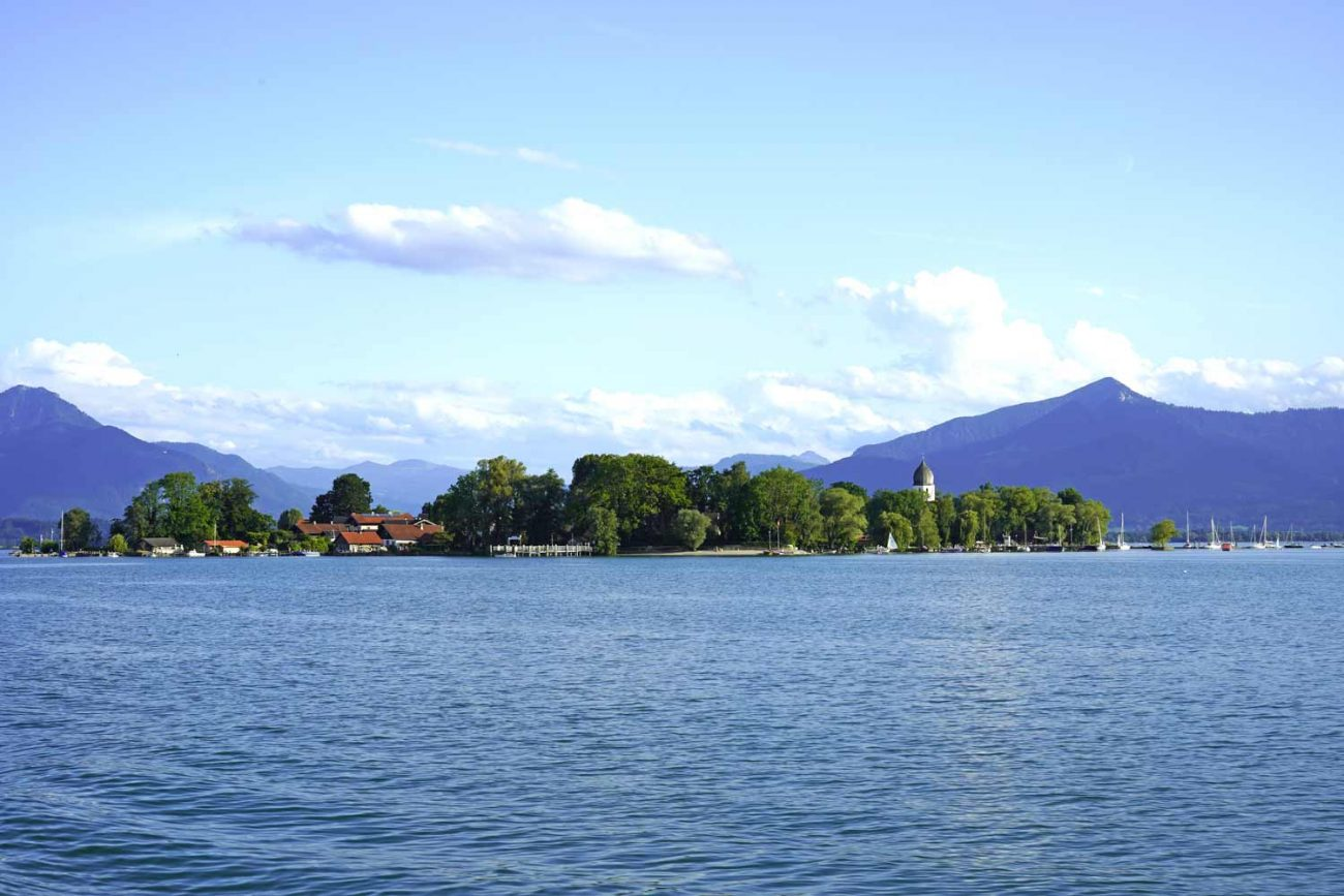 Chiemsee Tipp: Fraueninsel