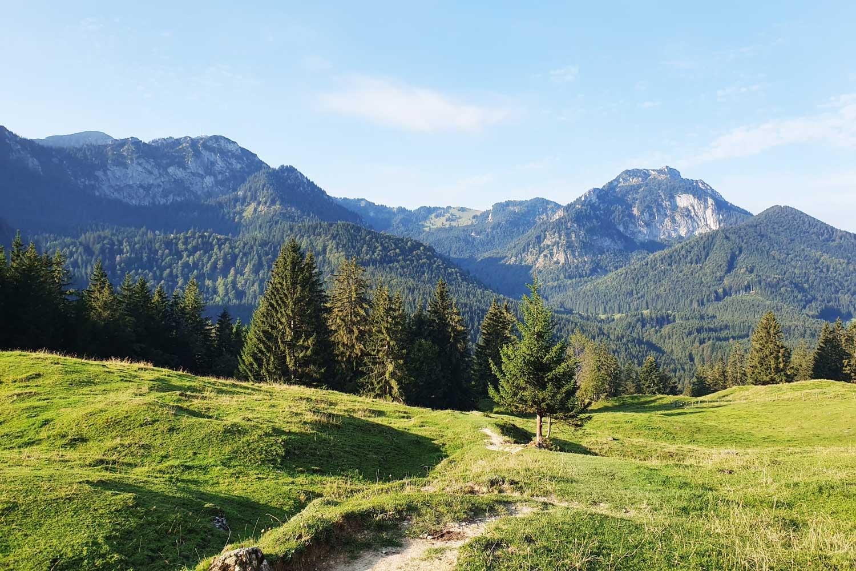Wandern im Chiemgau - coole Tipps für Familien & Naturfreunde