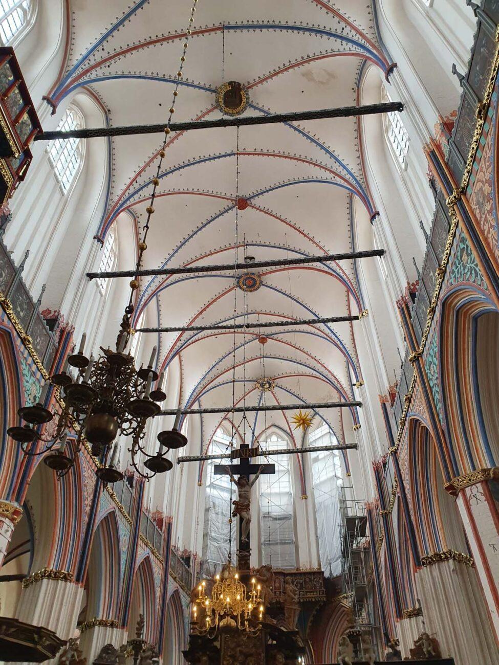 Nikolaikirche, eine wichtige Sehenswürdigkeit in Stralsund